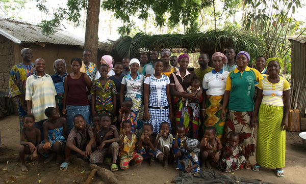 Mejora de las condiciones laborales y el empoderamiento de las mujeres en Lokotomé