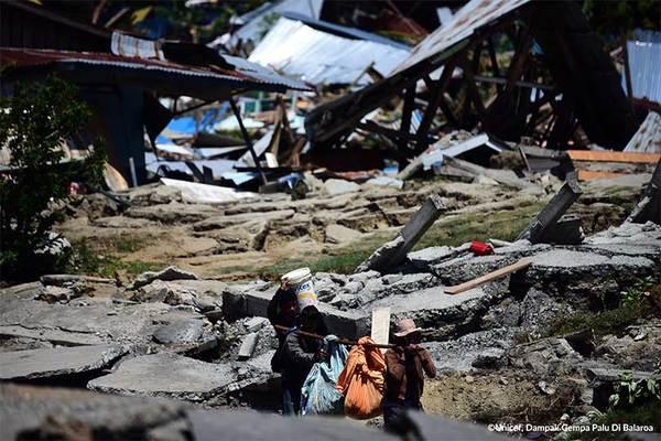 Emergencia: Tsunami en Indonesia
