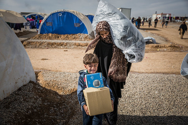Protection and assistance for displaced communities in Iraq
