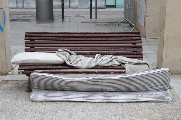 Alojamiento digno para personas sin hogar