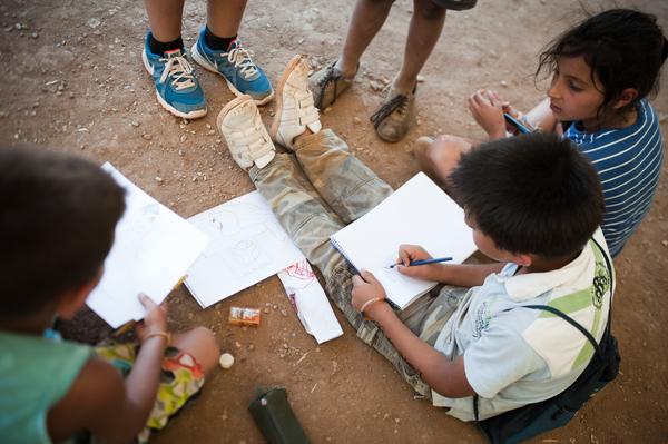 Campamentos de verano para la infancia en riesgo de exclusión