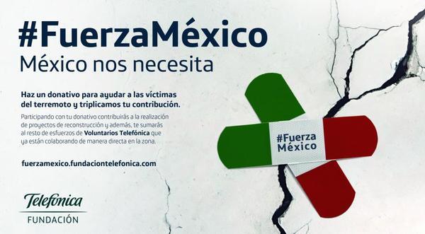 Ayuda a México