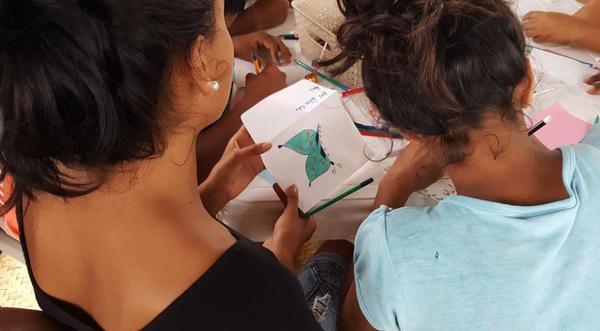 Creación de una escuela para 300 alumnos de primaria en Río Chico