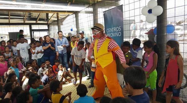 Edificación de 15 aulas para 400 alumnos en Playa Prieta