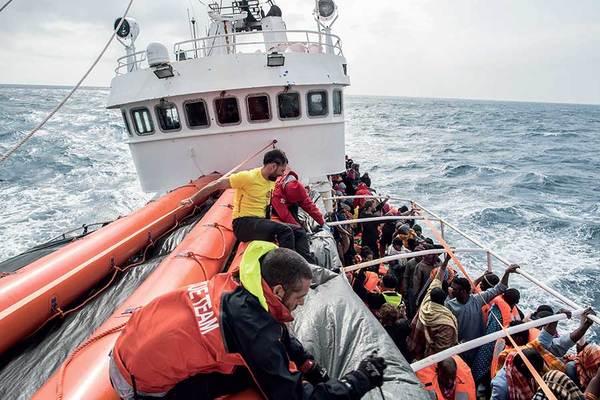 Misión Mediterráneo