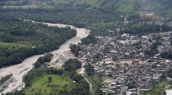 Emergencia en Colombia