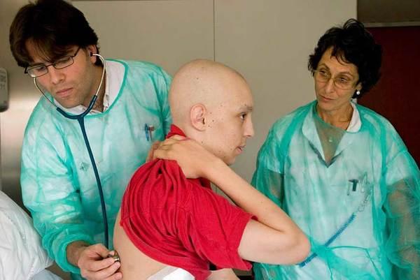 Apoyo a la formación en oncología pediátrica