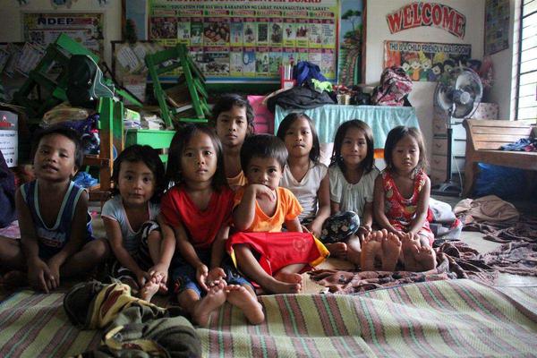 Ayuda de Emergencia a los Afectados por el Tifón Mangkhut en Filipinas
