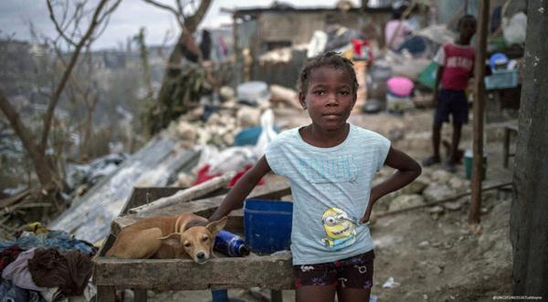 Emergencia Huracán Haití