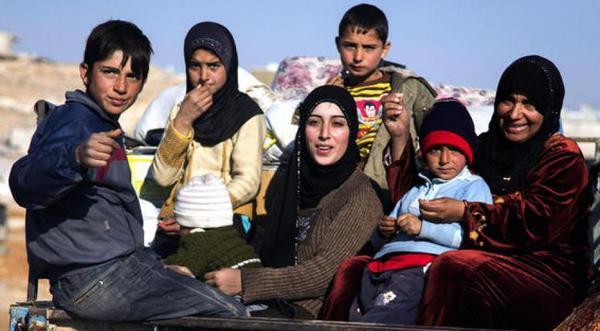 Apoyo a los refugiados en su viaje