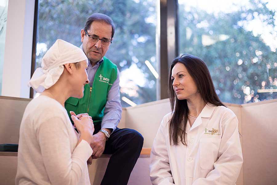 Atención psicológica a mujeres con cáncer de mama